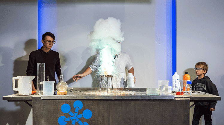 Big Science Show